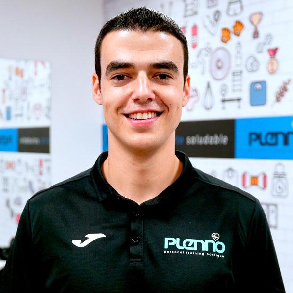 Chechu Entrenador personal Plenno