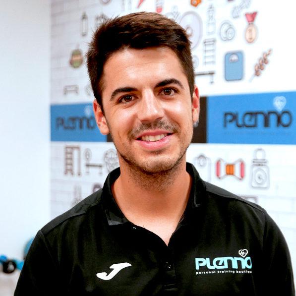 Sergio Entrenador personal Plenno